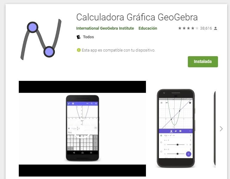 geogebra android