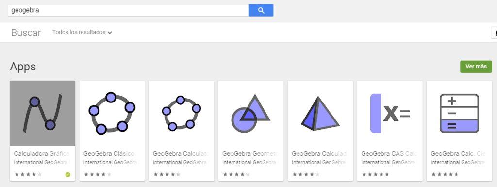 Descargar Geogebra En Android